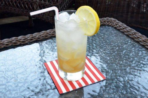 Bourbon Collins