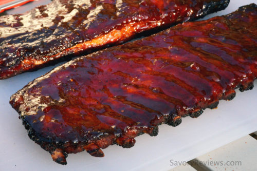 Perfectly Smoked Ribs