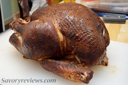Perfectly Smoked Turkey