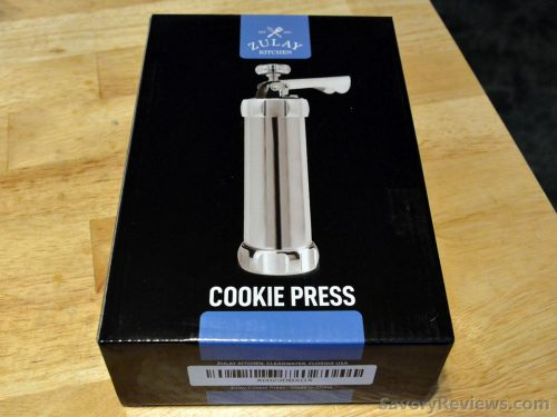 Zulay Cookie Press